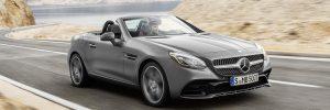 Mercedes-Benz SLC lease
