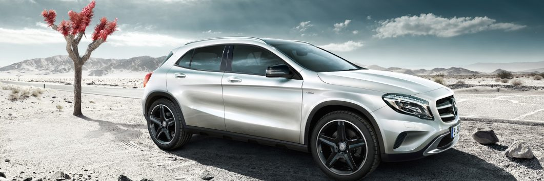Mercedes GLA lease