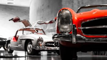 Classic Mercedes cars - Picture from JG photography via Unsplash.com