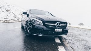 Mercedes-Benz c class - Image courtesy of Nigel Tadyanehondo via Unsplash.com