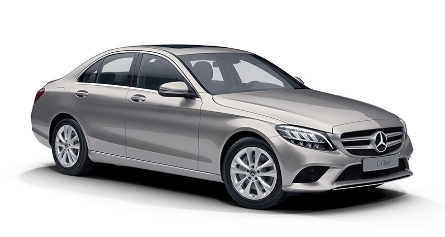 Mercedes C Class Saloon Lease Deals: Special Prices